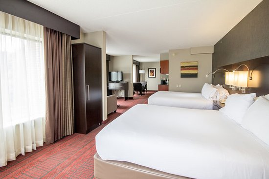 Holiday Inn Express Auburn: Guest room