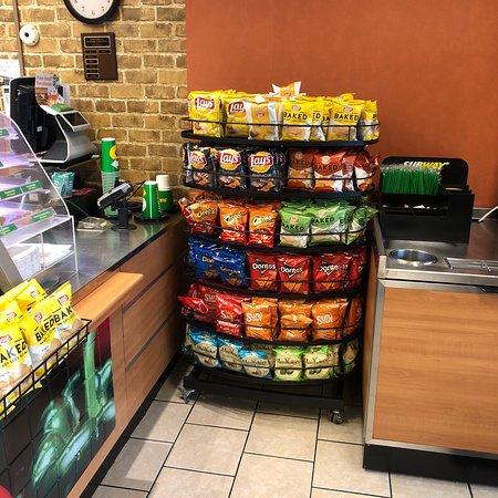 Dover, AR: Eat Fresh
