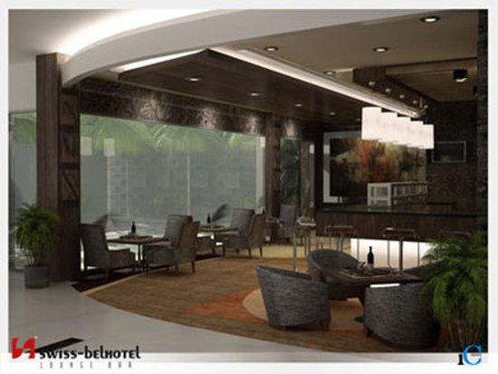 Merauke, Indonesien: Bar/Lounge