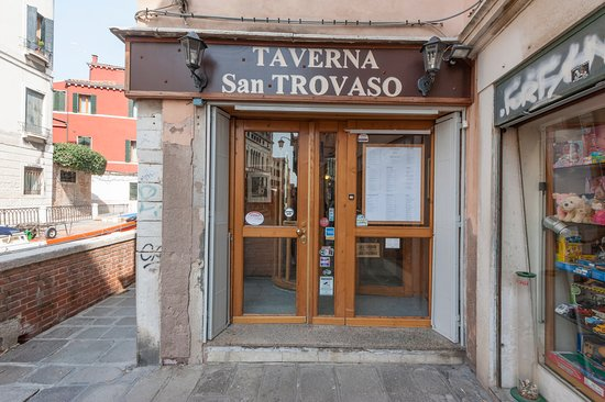 Best Sgroppino in Venice!! - Taverna San Trovaso a6f9d87d9d27