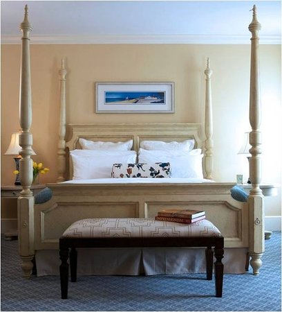 Southport, CT: Guest room