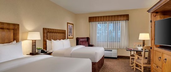 Silverton Hotel and Casino: Guest room