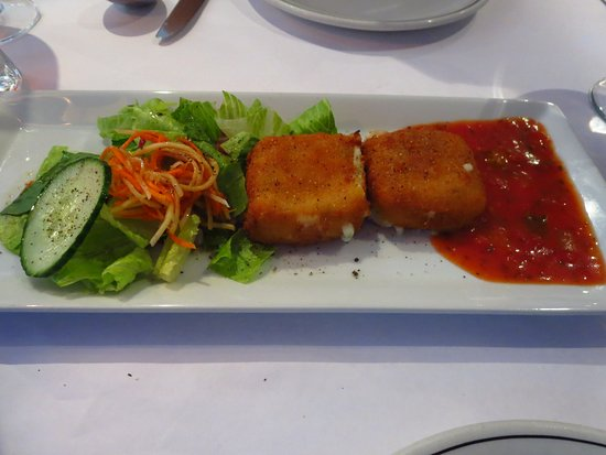 Ciccio Cafe: Fondue Fromages