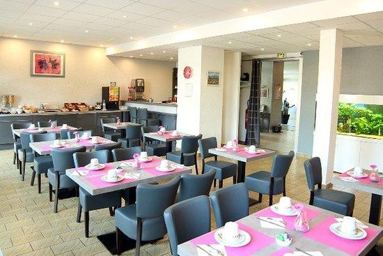 Le Pont-de-Claix, Frankrig: Restaurant