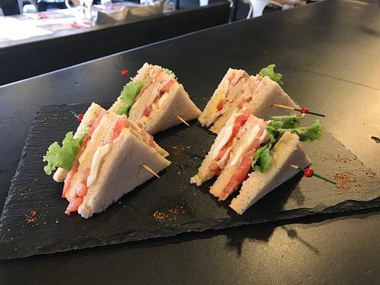 L'Attique Nyon - Club Sandwich