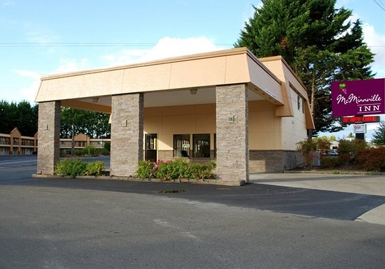 McMinnville Inn: Exterior