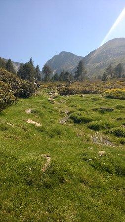 Taurinya, France: Le pic du Canigò au printemps