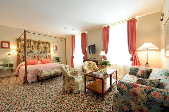 Stikliai Hotel: Suite
