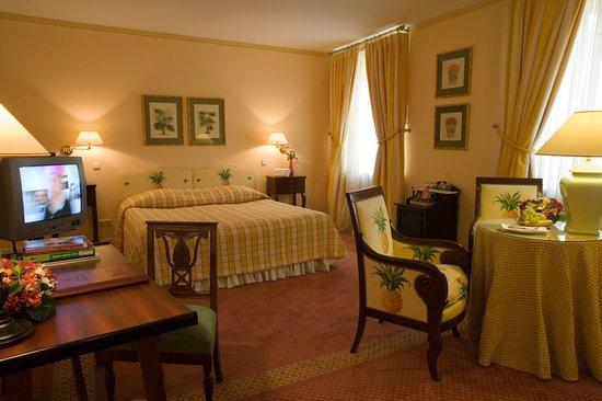 Stikliai Hotel: Guest room