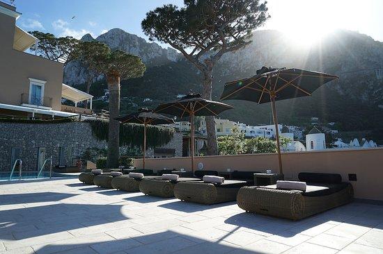 Villa Marina Capri Hotel & Spa: Pool