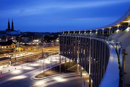 ラディソン ブル ホテル ウプサラ Radisson Blu Hotel Uppsala ウプサラ