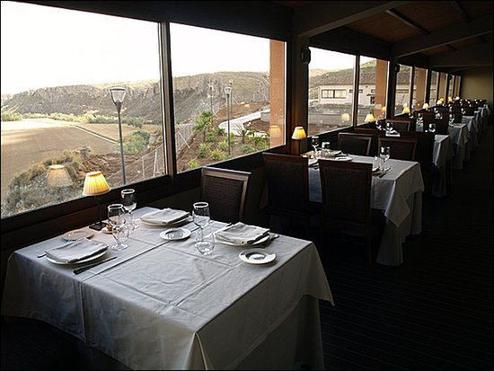 Villarubia de Santiago, España: Restaurant