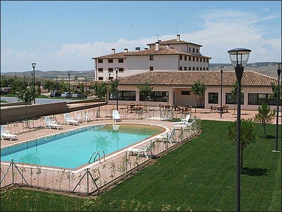 Villarubia de Santiago, España: Pool