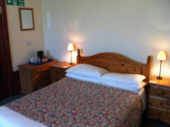 Great Cumbrae, UK: Guest room