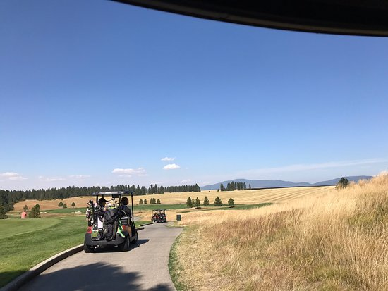 Worley, ID: Beautiful golf course
