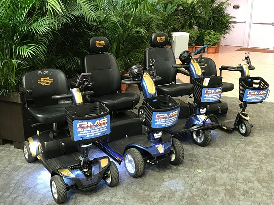 Celebration, Floride : Scooter Rental by Gold Mobility Scooters - goldmobilityscooters.com