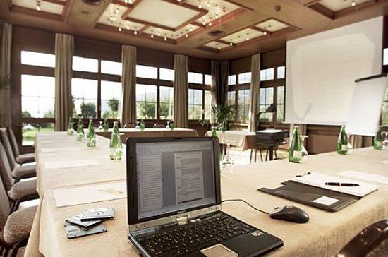 Seehotel Sternen Horw: Business center