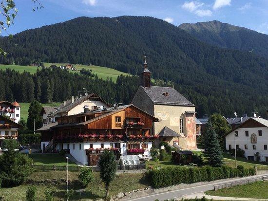 Monguelfo-Tesido, Ιταλία: Con panorama