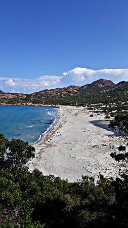 Palasca, Franciaország: Plage Ostriconi, Korsika