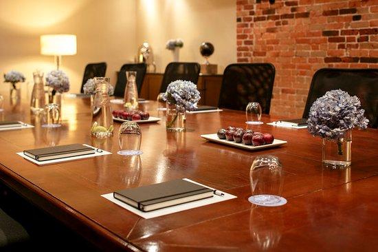 Hotel Nelligan: Meeting room