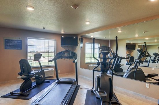 Eaton, Κολοράντο: Health club