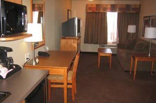 Provost, Canada: Guest room