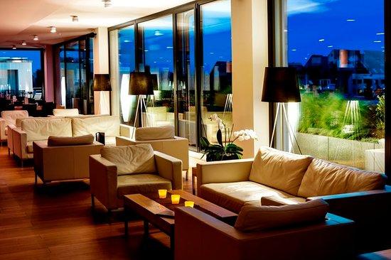 Dossenheim, Tyskland: Bar/Lounge