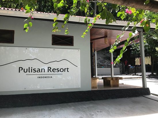 Pulisan, Indonesien: Divecenter