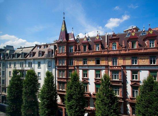Hotel Waldstatterhof: Exterior