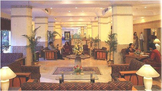 Mansingh Palace, Agra: Lobby