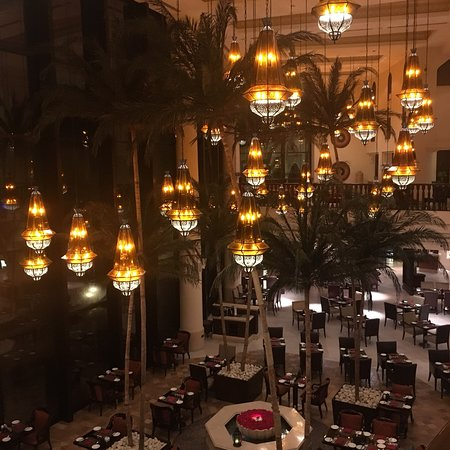 Beautiful hotel with staff to match