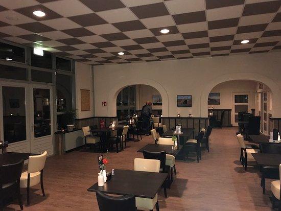 visrestaurant de school interieur 1