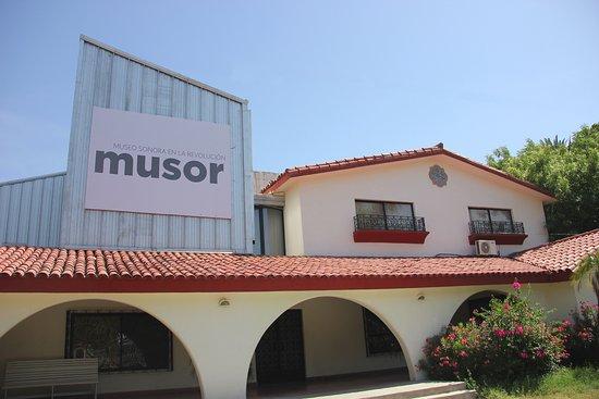 Ciudad Obregon, Μεξικό: Fachada del museo