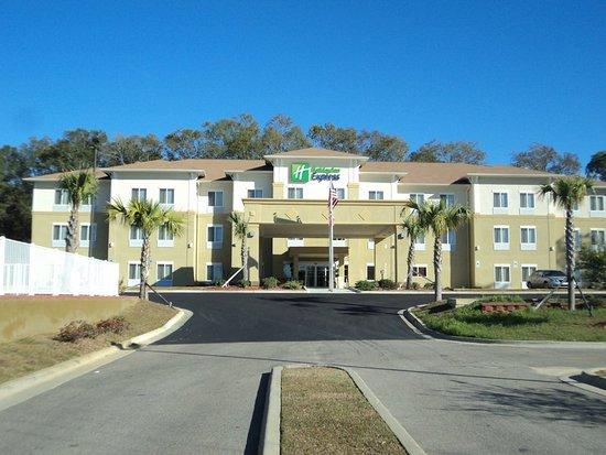 Bonifay, FL: Exterior