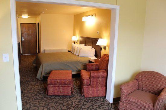 Bethel, AK: Guest room