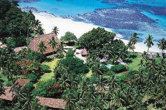 Wakaya Island, Fiji: Exterior