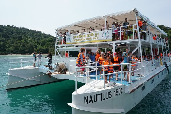 Nautilus Daily Tour