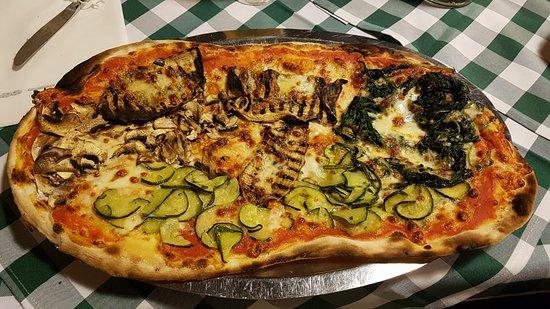 Ristorante Pizzeria Il Cantinone : Vegetariana super