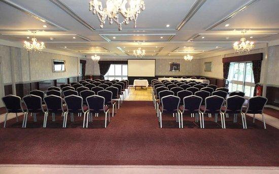 Caersws, UK: Meeting room
