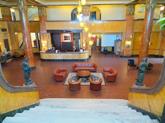 Douglas, AZ: Lobby
