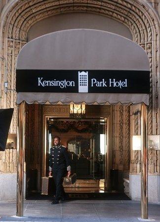 The Kensington Park Hotel: Exterior