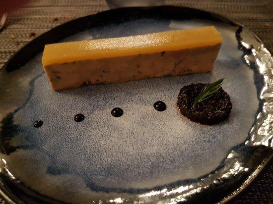 Viroflay, France: Foie gras