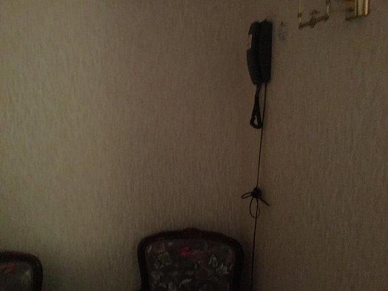 Vresse-sur-Semois, Βέλγιο: de befaamde zetels achter de tv