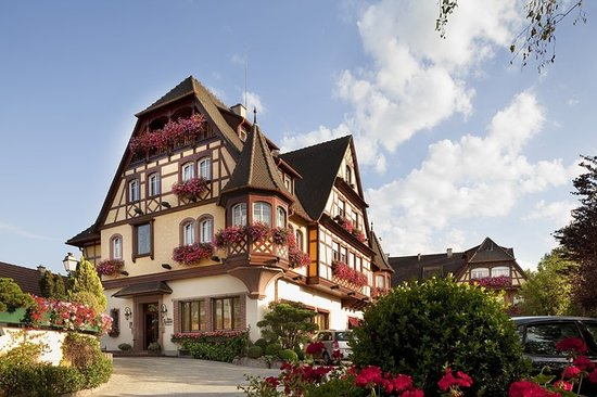 Le Parc Hôtel Obernai & Spa