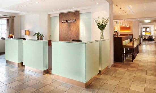 Grossburgwedel, Tyskland: Lobby