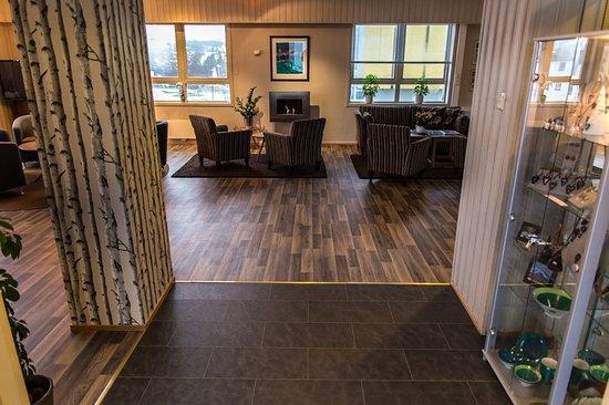 Bardufoss, นอร์เวย์: Lobby