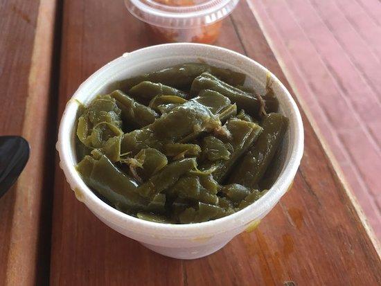 Ashburn, GA: Green Beans