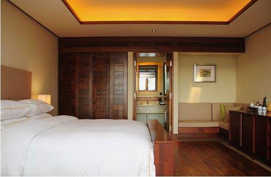 Lancang County, الصين: Guest room
