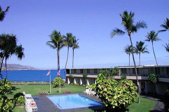 Maui Seaside Hotel: Exterior
