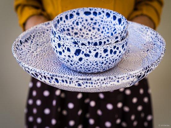 DA pottery workshop
